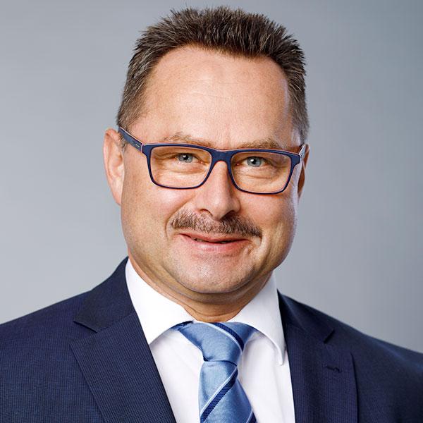 Vorstandsvorsitzender Werner Mann1