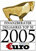 Finanzberater des Jahres 2005
