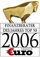 Finanzberater des Jahres 2006