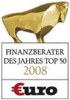 Finanzberater des Jahres 2008