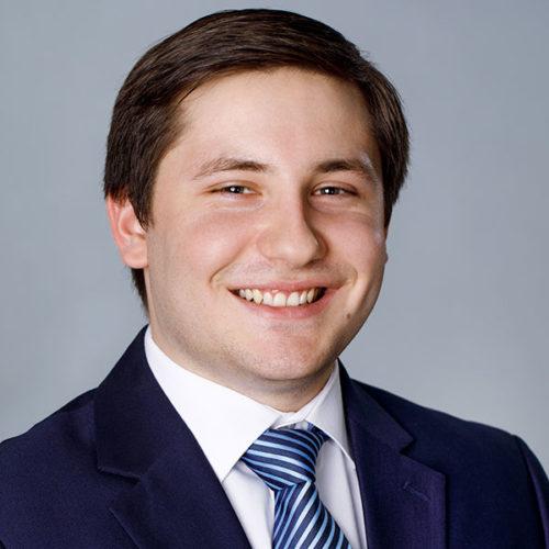 Mitarbeiter Julian Schaidt